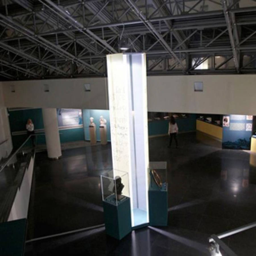 """Archaeological Museum of Thessaloniki – Exhibition """"Musee du Louvre a Thessalonique"""""""